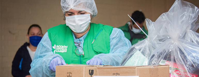 Acción contra el Hambre apoyó a más de 290 mil personas vulnerables en Lima
