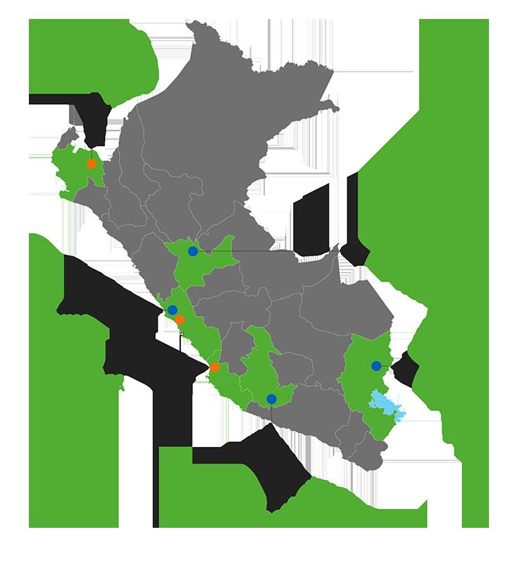 Perú proyectos