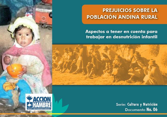 Prejuicios sobre la poblacion rural andina