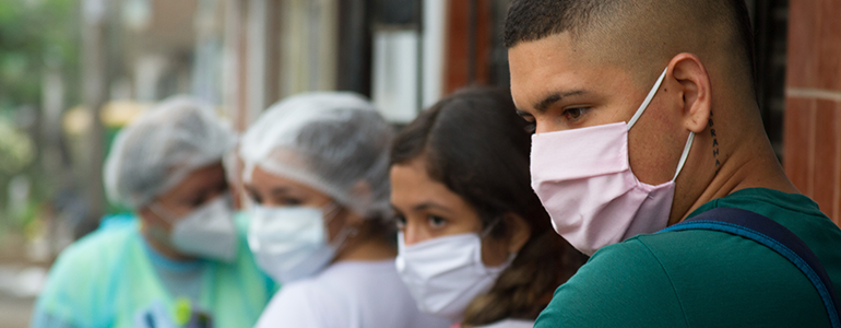Día Mundial del Refugiado: Más de 455 mil migrantes venezolanos en mayor riesgo de contagio de la Covid19 en Lima