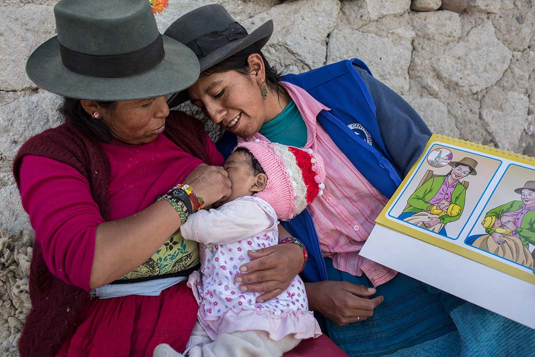 Semana de la Lactancia Materna: ¿Cómo prevenir el sobrepeso y la obesidad en los lactantes?