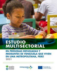 estudio-multisectorial-refugiadas-migrantes-lima-metropolitana