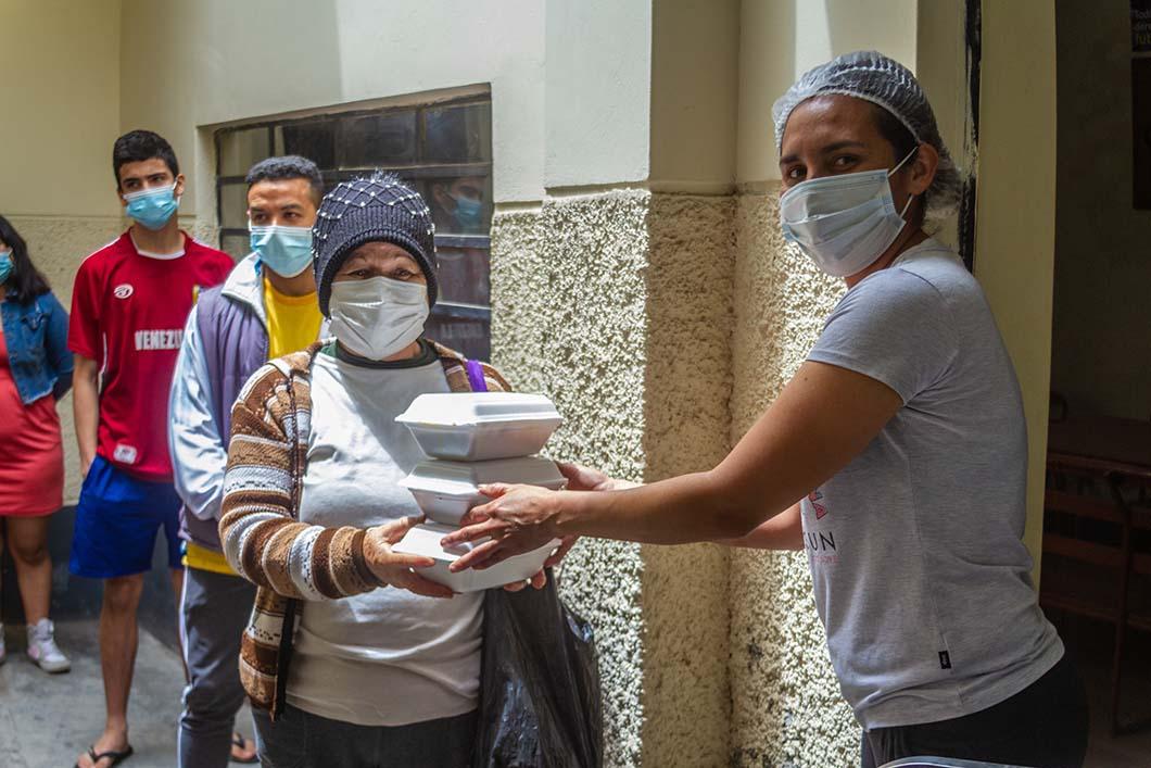 Más del 75% de hogares venezolanos de Lima Metropolitana en inseguridad alimentaria